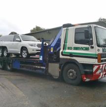 truck breakdown recovery