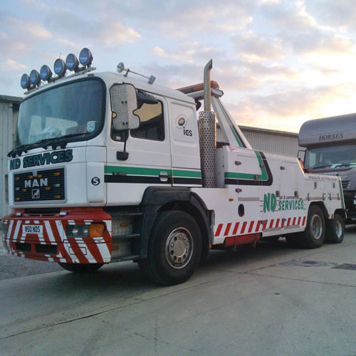 emergency breakdown services swindon