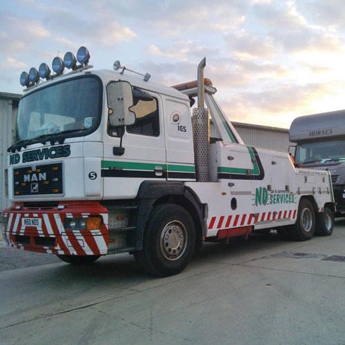 emergency breakdown services swindon